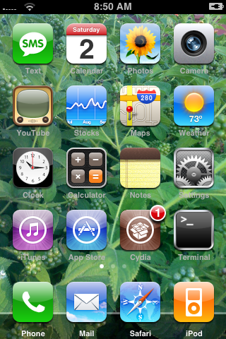 WinterBoard full screenshot